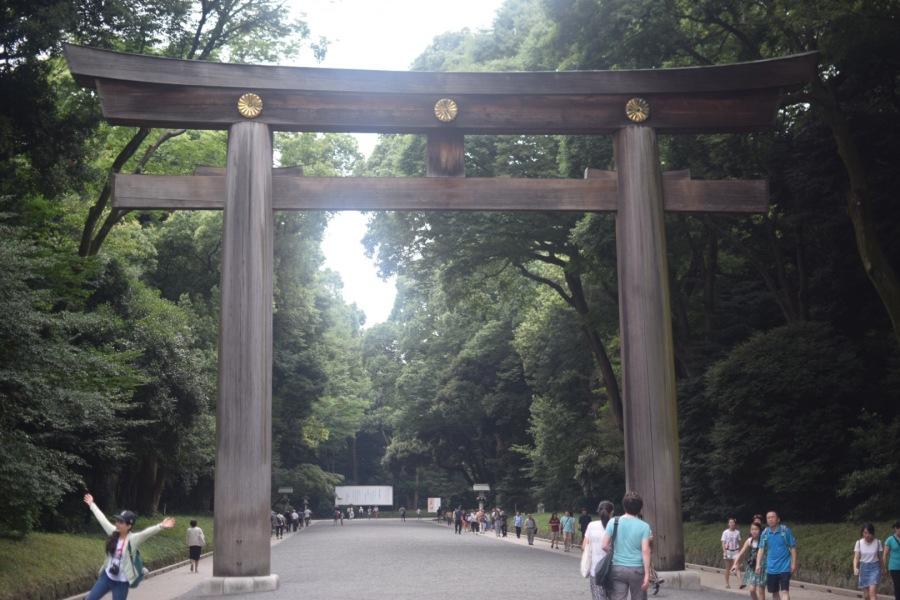 Japan Trip Days 1-3:Tokyo